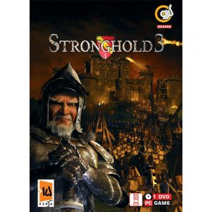 Stronghold 3 PC 1DVD گردو