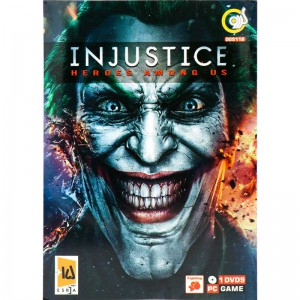 Injustice Heroes Among Us PC 1DVD9 گردو