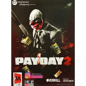 Payday 2 PC 2DVD