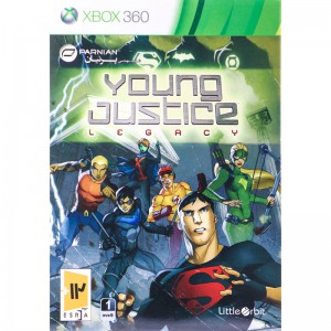 Young Justice Legacy XBOX 360 پرنیان