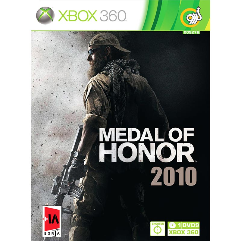Medal Of Honor 2010 XBOX 360 گردو