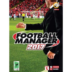 Football Manager 2017 PC 1DVD9 گردو