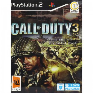 CALL OF DUTY 3 PS2 گردو