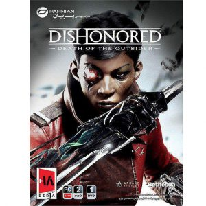 Dishonored: Death of the Outsider PC 2DVD9