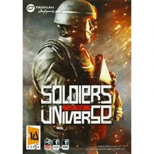 Soldiers of the Universe PC 1DVD9+1DVD پرنیان