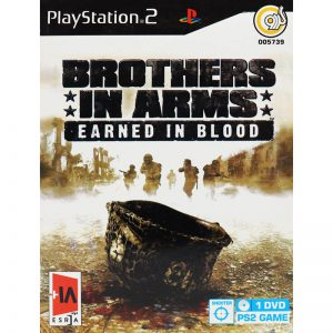 BROTHERS IN ARMS EARNED IN BLOOD PS2 گردو