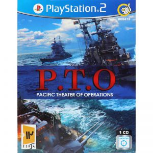 P.T.O Pacific Theater Of Operations PS2 گردو