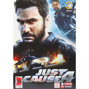 Just Cause 4 3DVD9 گردو