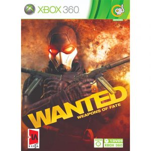 Wanted Weapons Of Fate XBOX 360 گردو