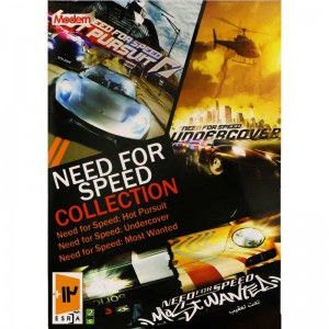Need for Speed Collection 1 2DVD5 مدرن