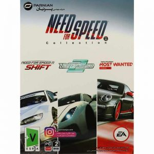 Need for Speed Collection 2 2DVD پرنیان