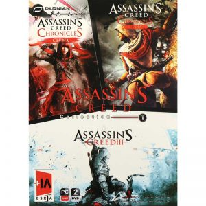 AssassinS Creed Collection 1 - 1DVD9 پرنیان