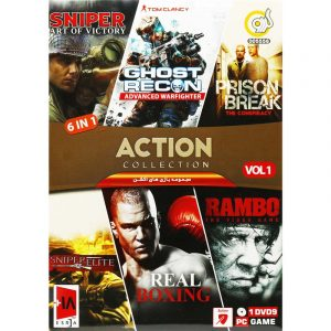 Action Collection Vol 1 PC 1DVD9 گردو