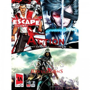 Action Games Collection 9 PC 2DVD9 پرنیان