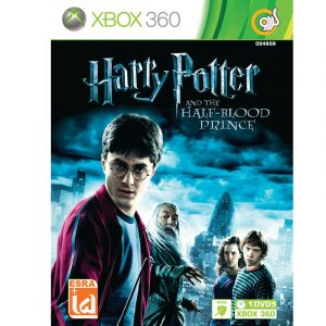 Harry Potter And The Half-Blood Prince XBOX 360 گردو