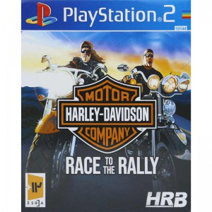 MOTOR HARLEY-DAVIDSON COMPANY RACE TO THE RALLY HRB PS2