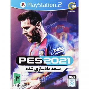 PES 2021 PS2 گردو