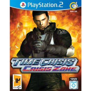 Time Crisis : Crisis Zone PS2 گردو