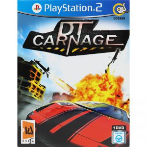 DT Carnage PS2 گردو