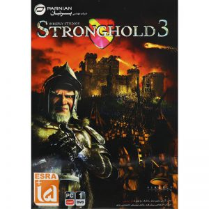 Stronghold 3 PC 1DVD پرنیان