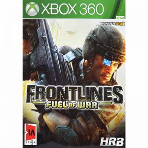 Frontless Fuel Of War XBOX 360 HRB