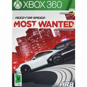 Need For Speed Most Wanted A Criterion XBOX 360 HRB