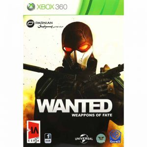 Wanted Weapons Of Fate XBOX 360 پرنیان