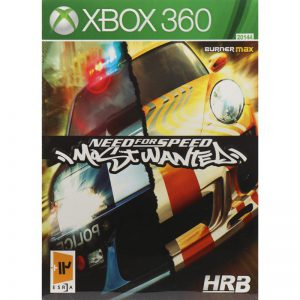 Need For Speed Most Wanted XBOX 360 HRB