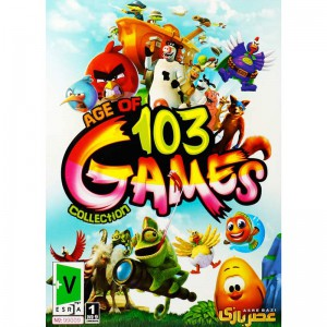 AGE OF 103 Games Collection PC 1DVD9 عصر بازی