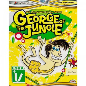 George Of The Jungle PS2 لوح زرین