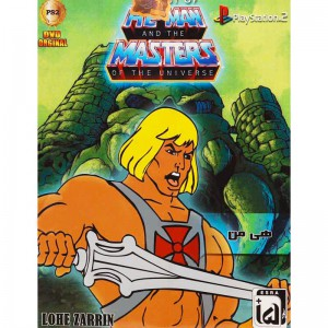 He Man And The Masters Of The Universe PS2 لوح زرین