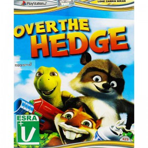 Over The Hedge PS2 لوح زرین