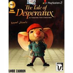 The Tale Of Despereaux In Theaters This Christmas PS2 لوح زرین