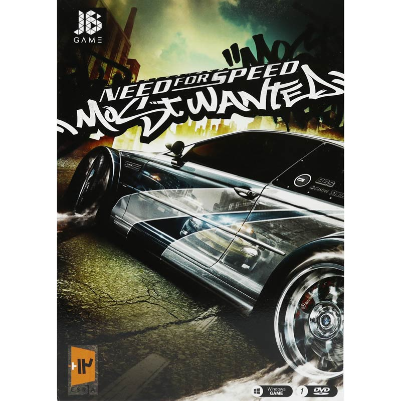Need For Speed Most Wanted PC 1DVD JB-TEAM
