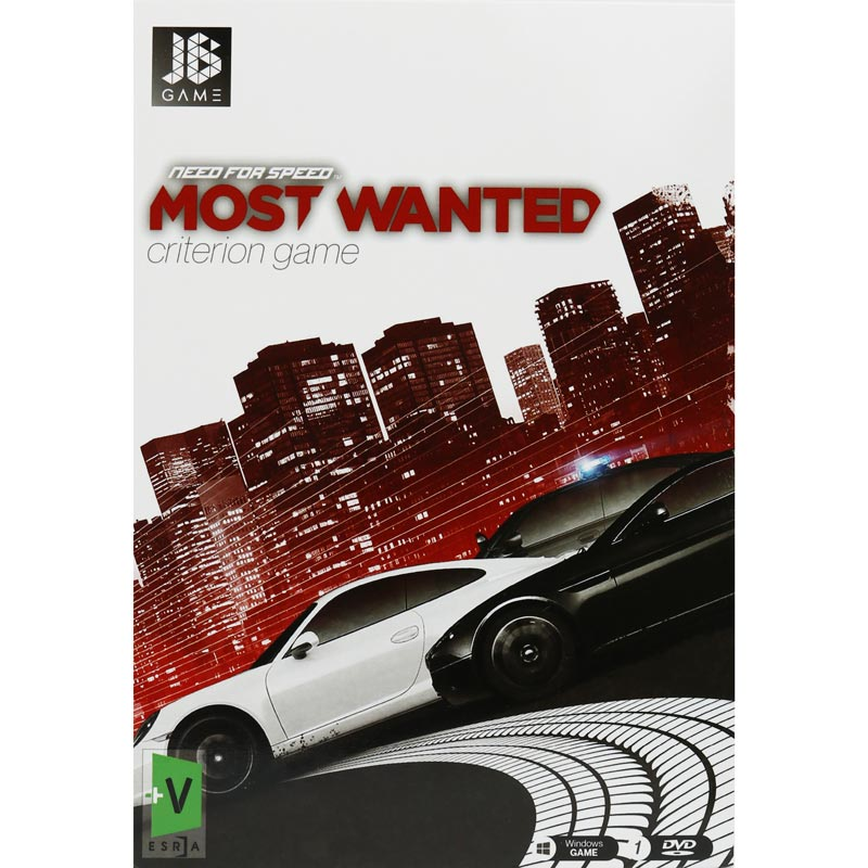 Need for Speed Most Wanted Criterion Game PC 1DVD JB-TEAM