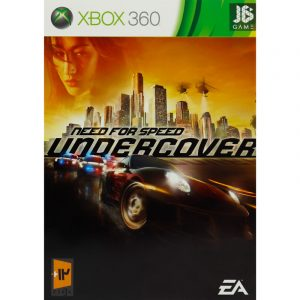 Need For Speed Undercover XBOX 360 JB-TEAM