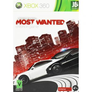 Need for Speed Most Wanted Criterion Game Xbox 360 JB-TEAM