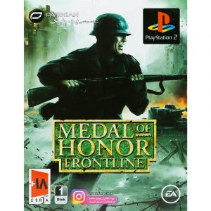 Medal of Honor Frontline PS2 پرنیان