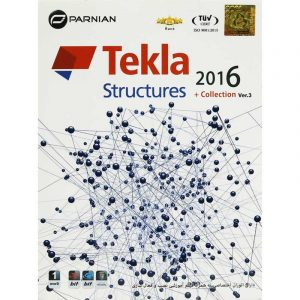 Tekla Structures 2016 + Collection Ver.3 1DVD9 پرنیان