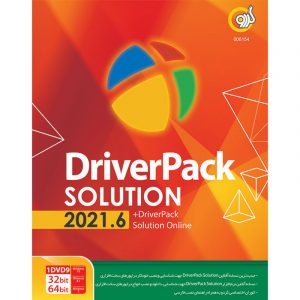 DriverPack Solution 2021.6 + DriverPack Solution Online 1DVD9 گردو