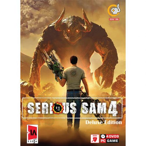 Serious Sam 4 Deluxe Edition PC 4DVD9 گردو
