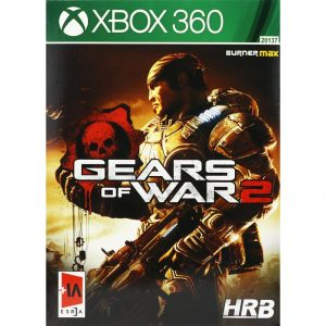 Gears Of War XBOX 360 HRB