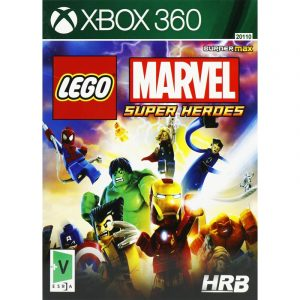 LEGO Marvel Super Heroes XBOX 360 HRB