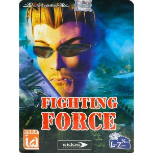 Fighting Force PS2 لوح زرین