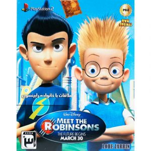 Meet The Robinsons The Future Begins PS2 لوح زرین